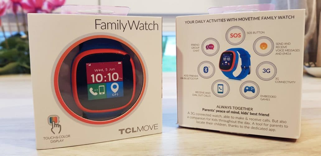 TCL MT30 Kidswatch