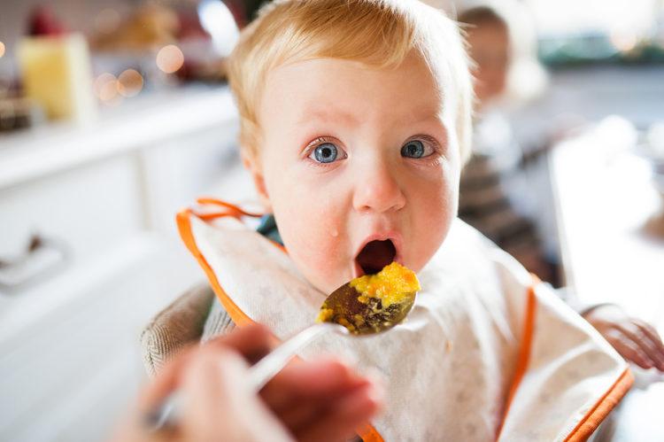 Kind isst nicht richtig