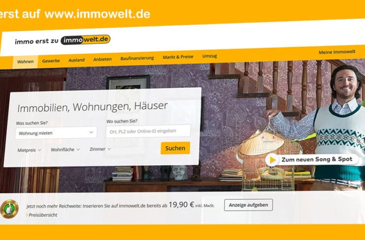 Immowelt Immobilien Suche