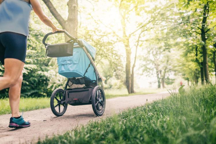 Laufkinderwagen Babyjogger