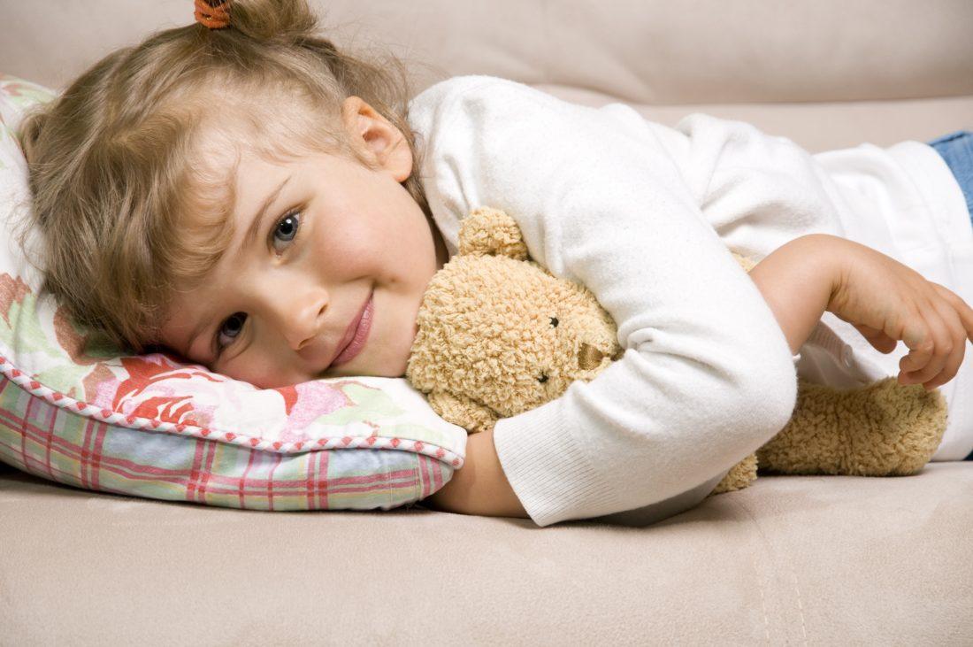 Kind will nicht in seinem Bett schlafen