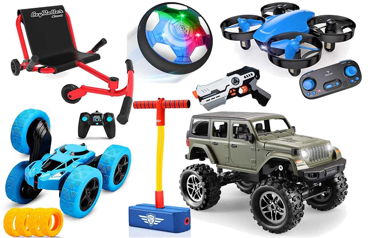 Action Spielzeug für Draussen ab 8 Jahre
