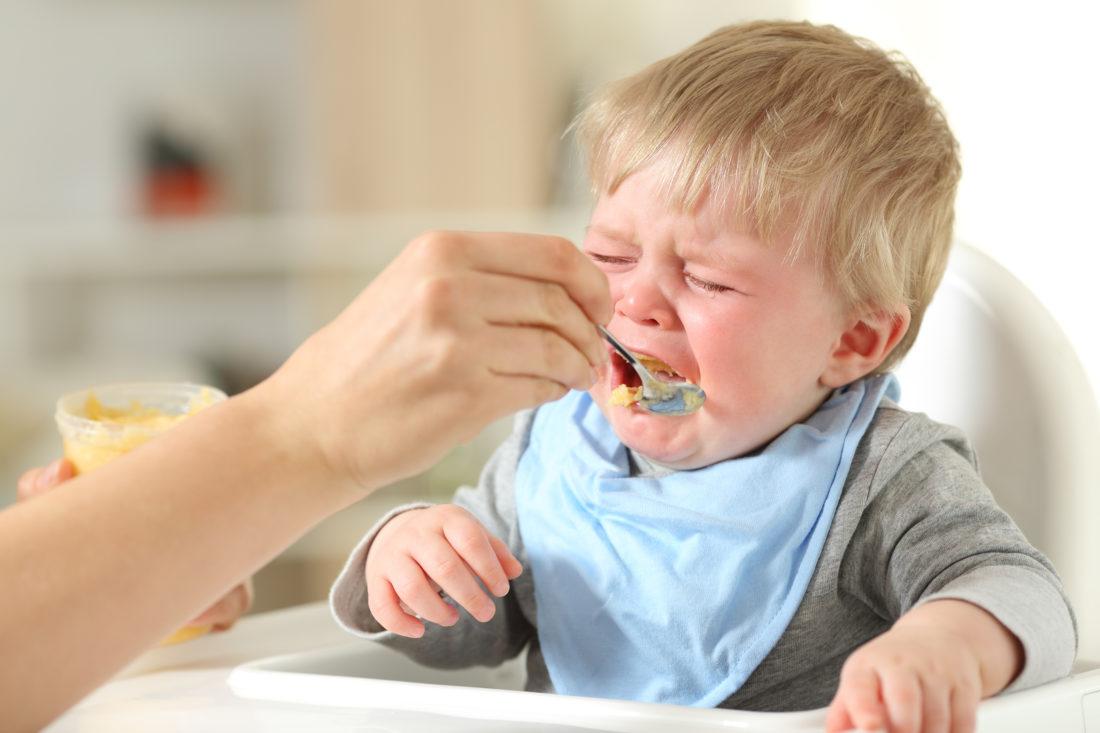 Appetitlosigkeit und Gewichtsverlust bei Kindern