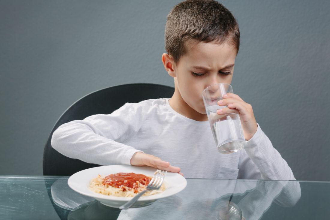Appetitlosigkeit bei Kindern