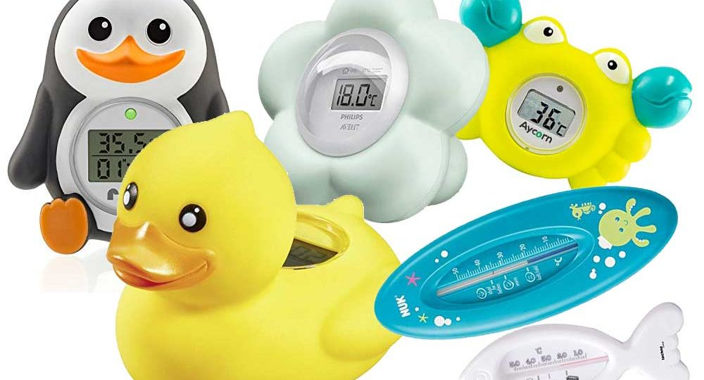 Baby Wasser-Bade-Thermometer