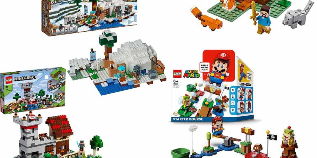 Lego Minecraft Bausatz Spielzeug