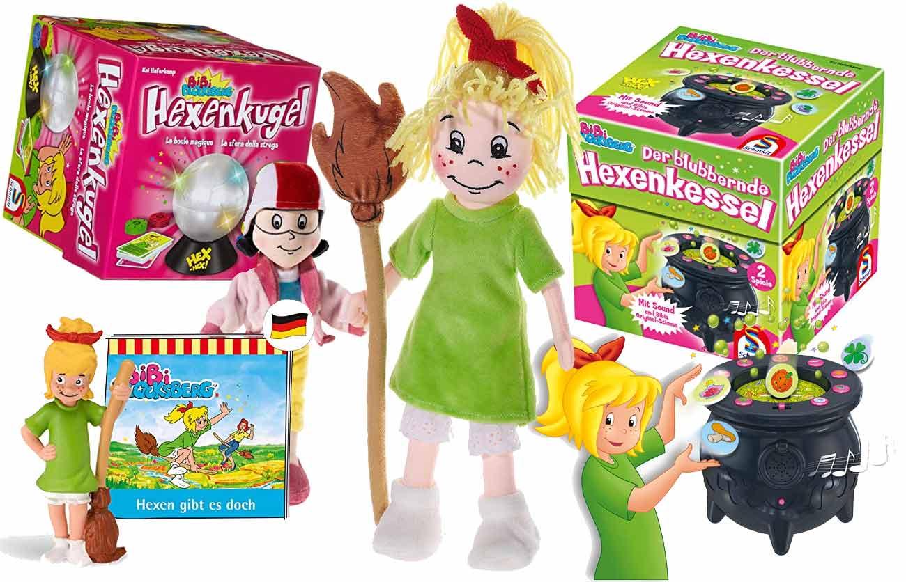 Bibi Blocksberg Spielsachen