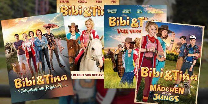 Bibi & Tina Hörspiele zum Film