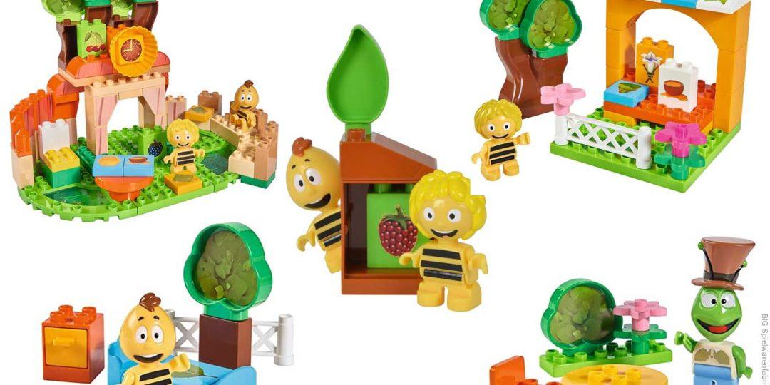 Biene Maja Spielsachen