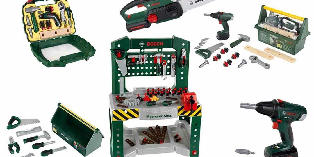 BOSCH Kinder Werkzeuge