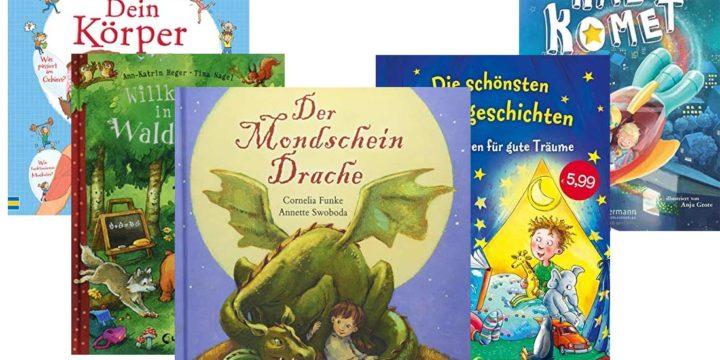 beliebteste Bücher für 5 Jährige