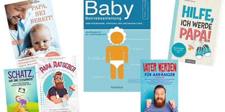 Bücher für werdende Väter