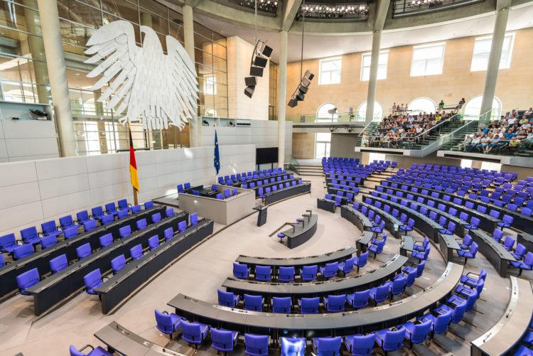 Berlin, Bundestag - Copyright: byvalet bigstockphoto