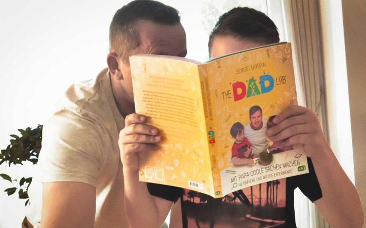 TheDadLab das Buch