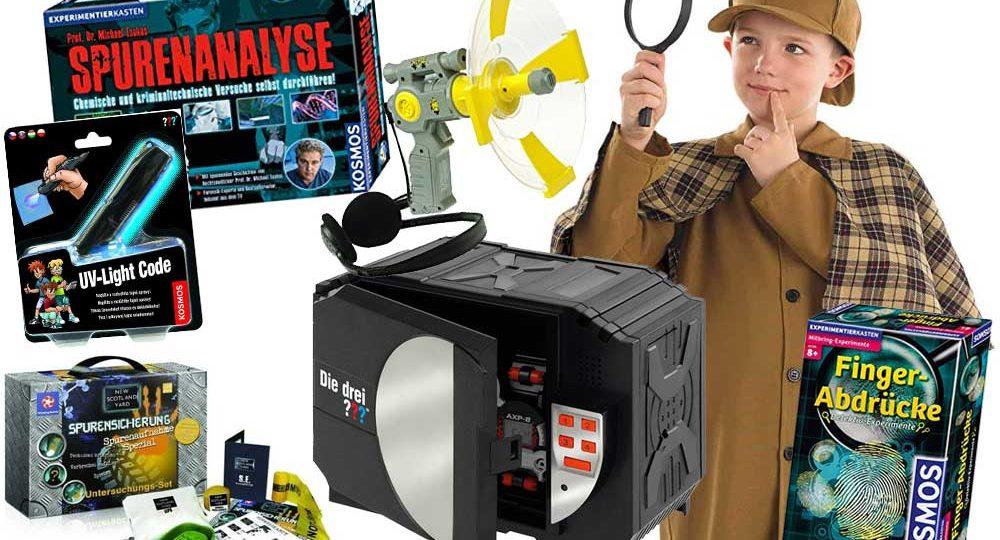 Detektiv-Ausrüstung