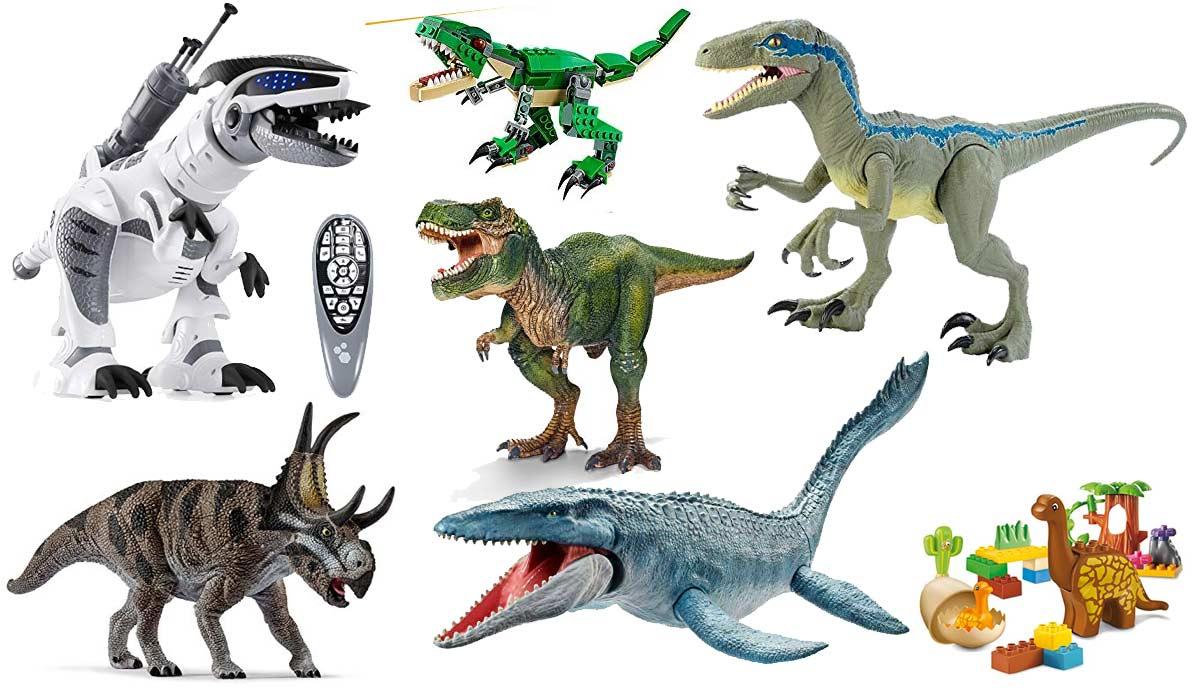 Dinosaurier Spielsachen und Figuren