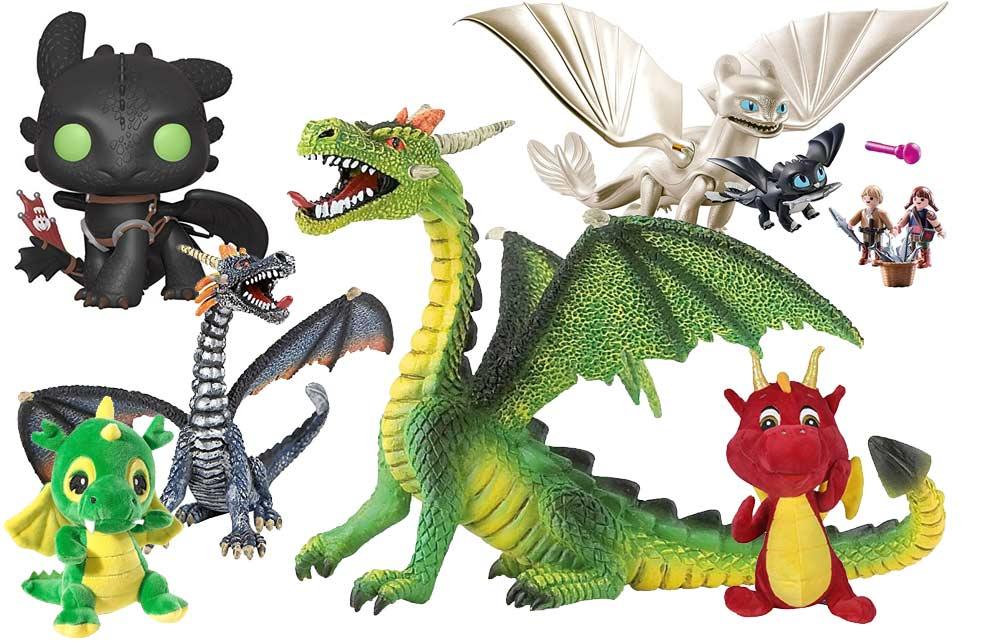 Drachenspielzeuge