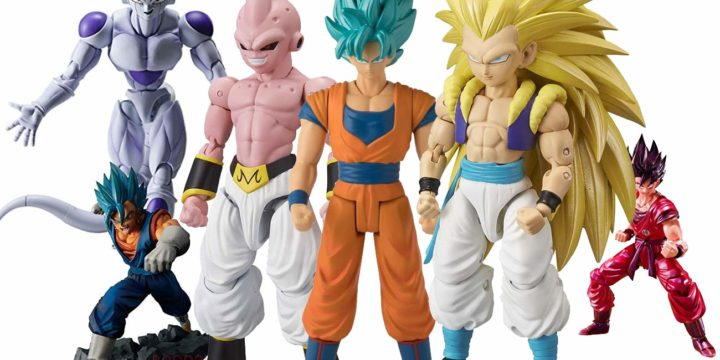 DragonBall Z Figuren