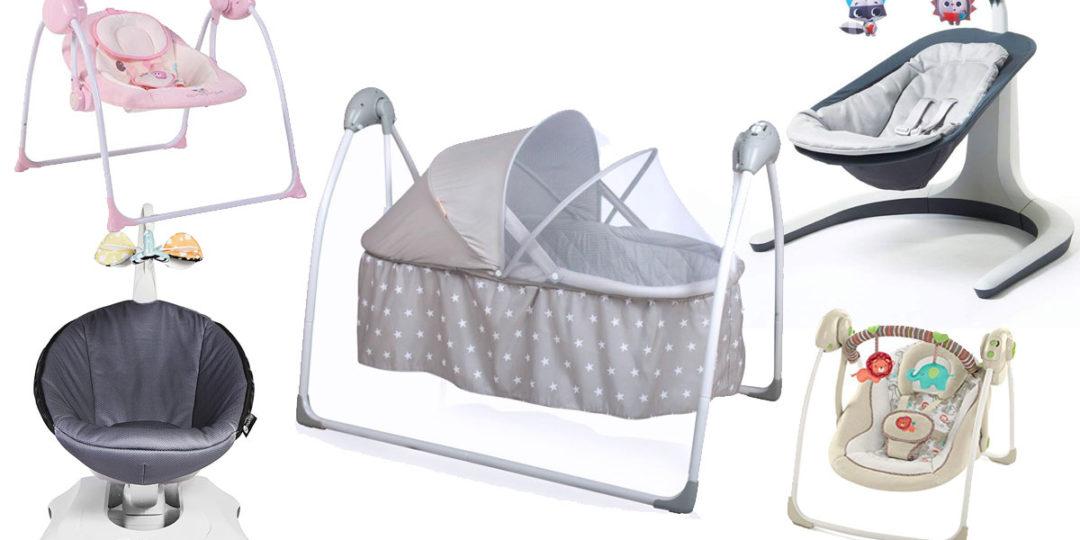 Elektrische Baby-Schaukeln im Vergleich