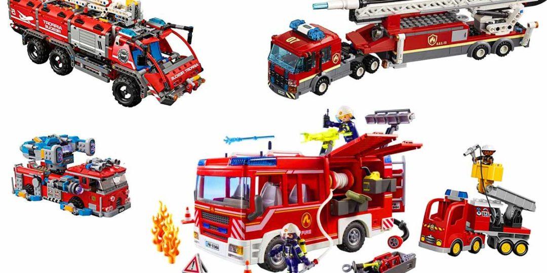 Die beliebtesten Feuerwehrautos