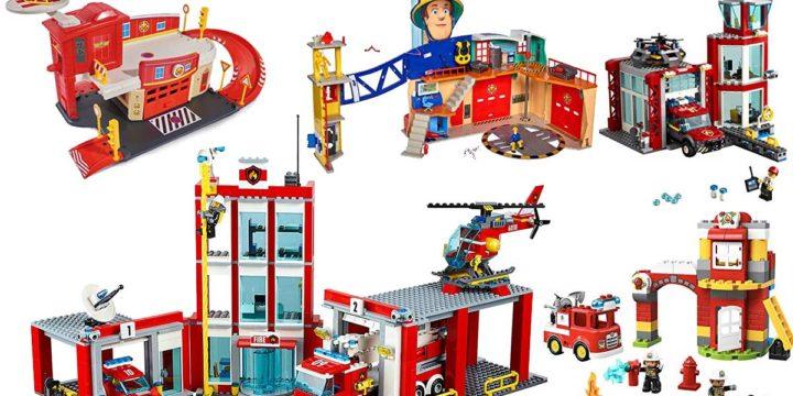 Feuerwehrstationen für Kinder