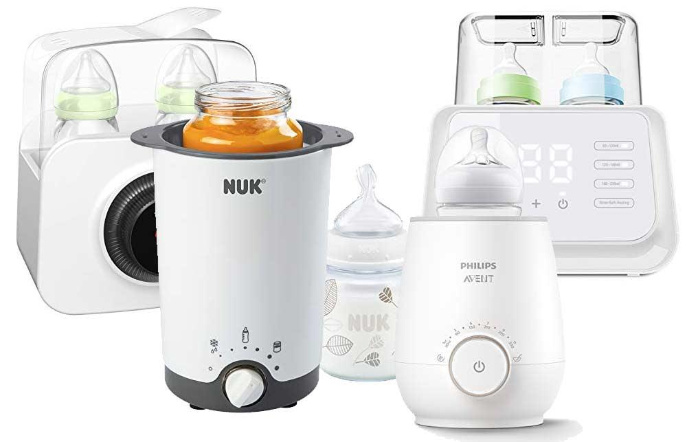 Flaschenwärmer für Babymilch