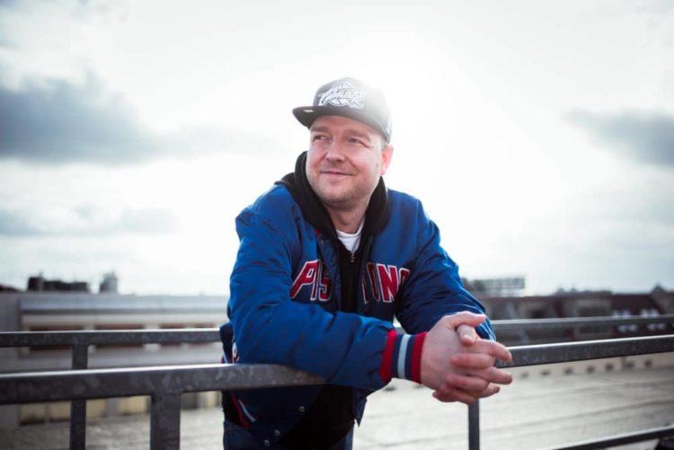 Gabriel Rath, der Rostocker ist nicht nur Musiker und Familienvater