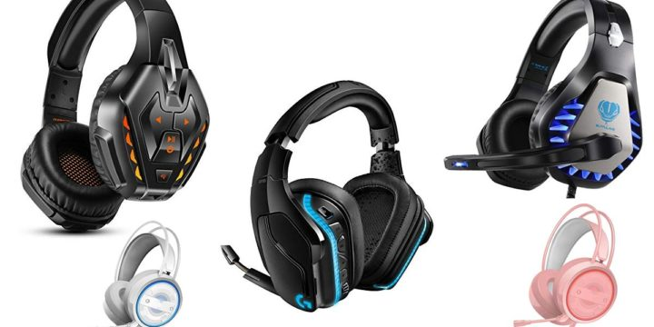 Gaming Headset für Kinder