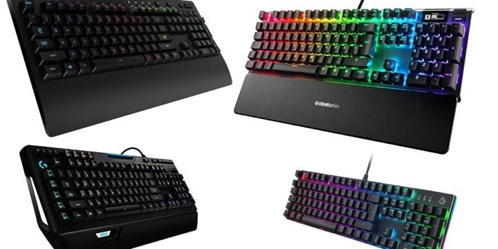 Gaming Tastaturen