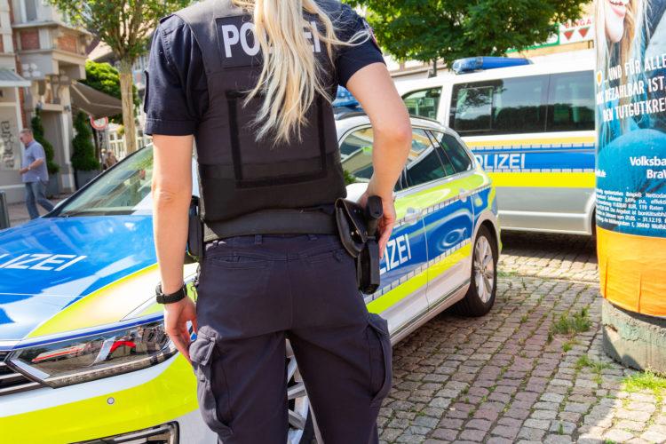 Exekutive Polizei