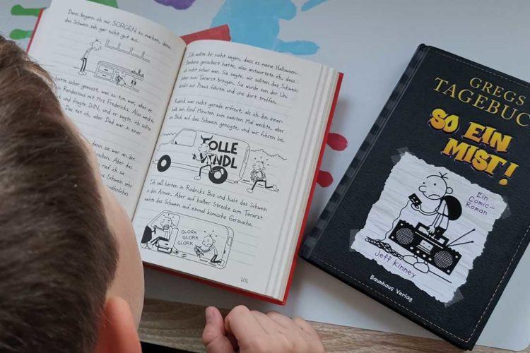 Gregs Tagebücher für Kinder
