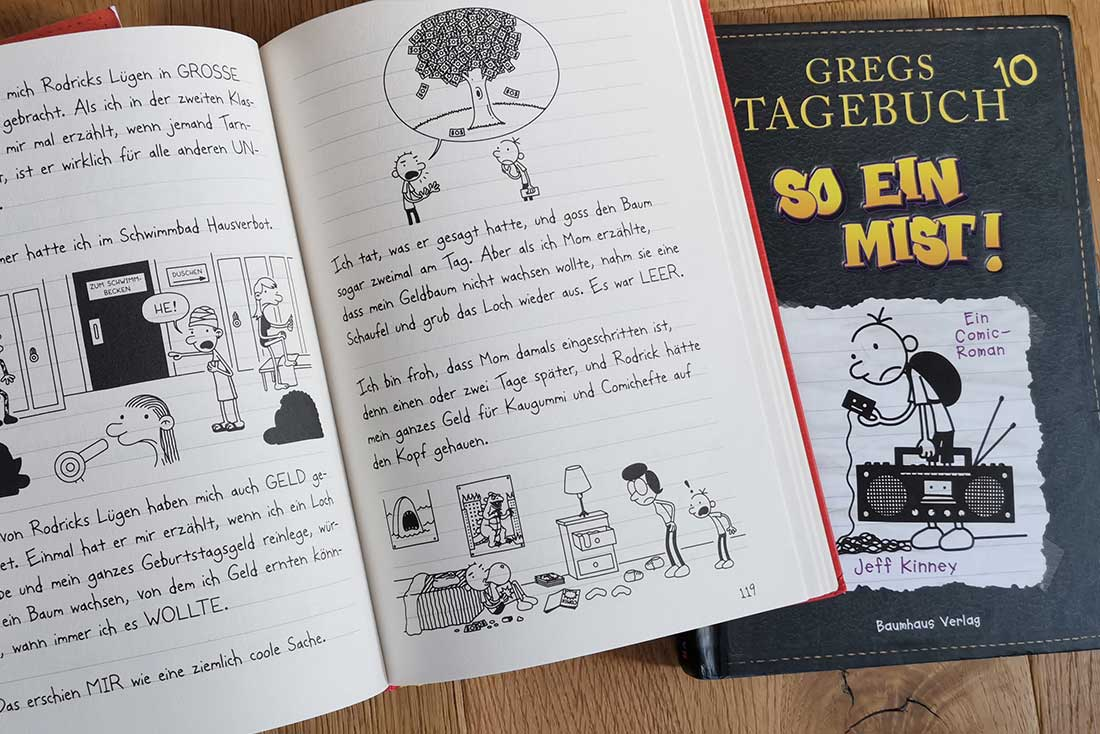 Gregs Tagebücher