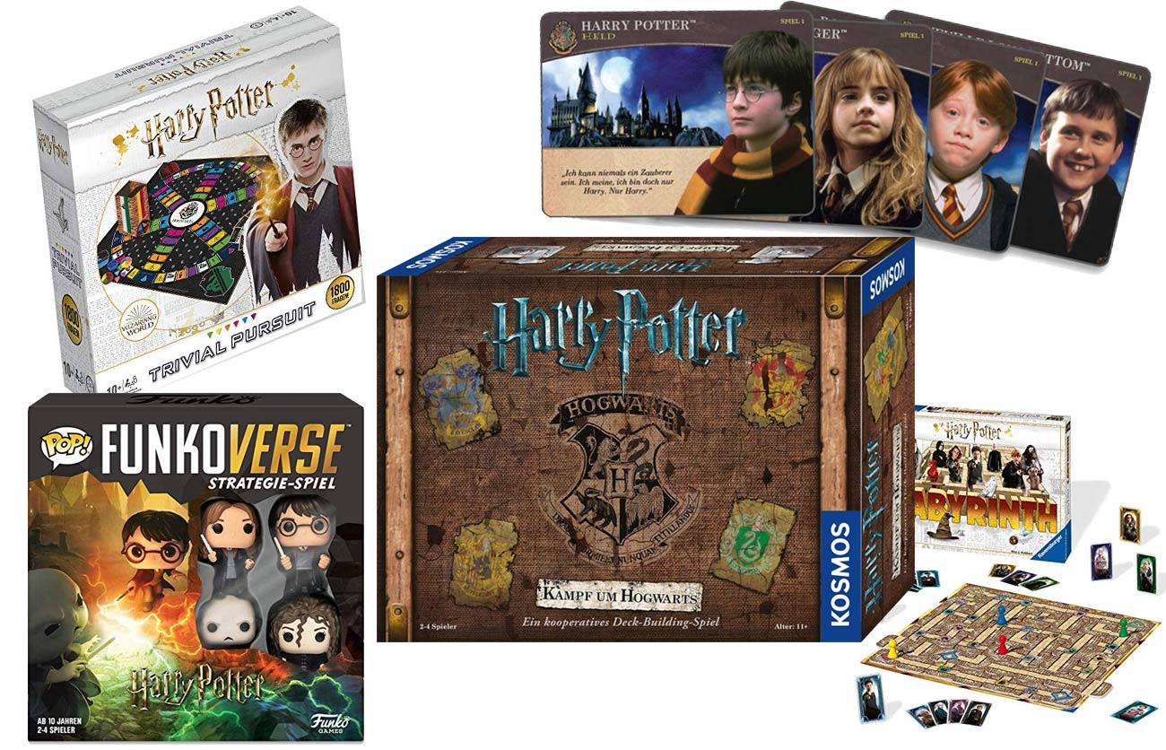 Harry Potter Brettspiel