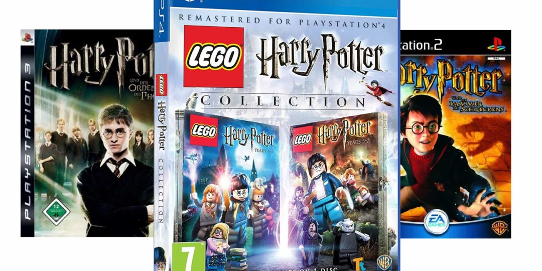 Harry Potter Playstation Spiel