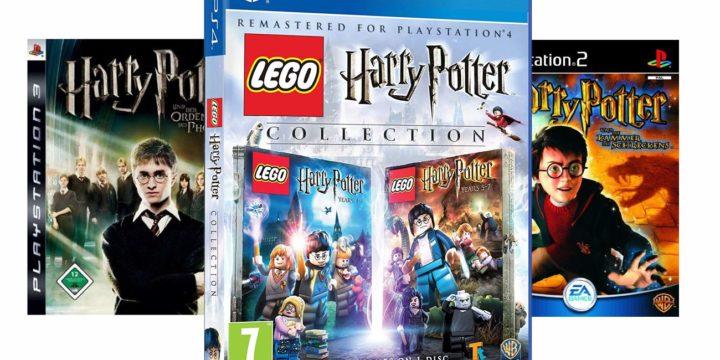 Harry Potter Playstation Spiel