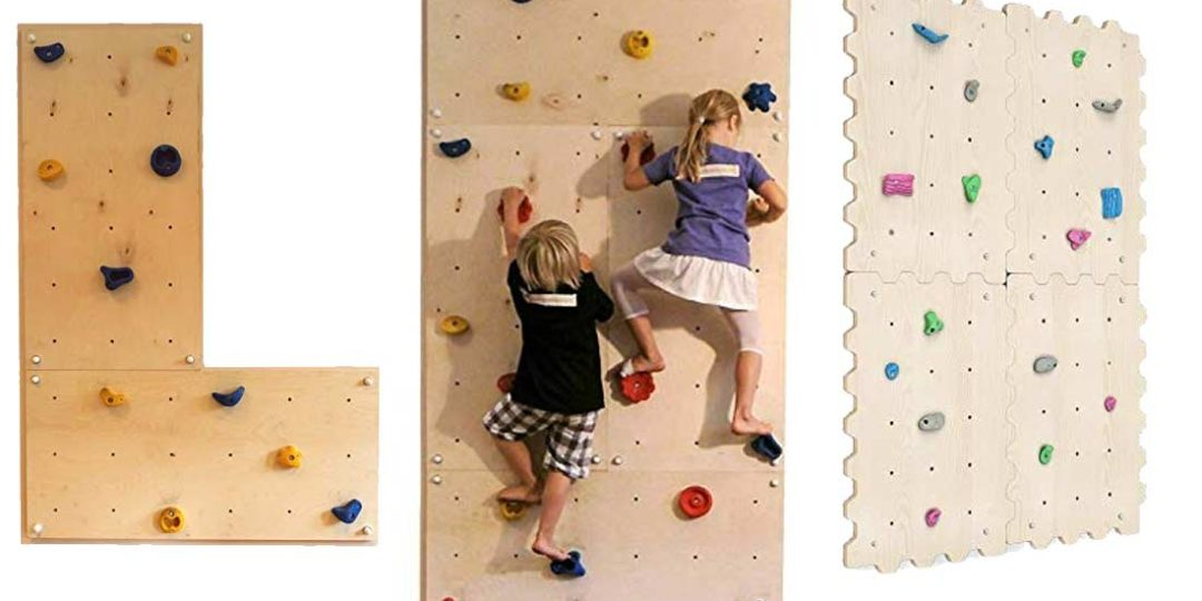 Kinder Indoor-Kletterwand