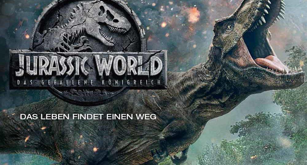 Jurassic World Hörspiele