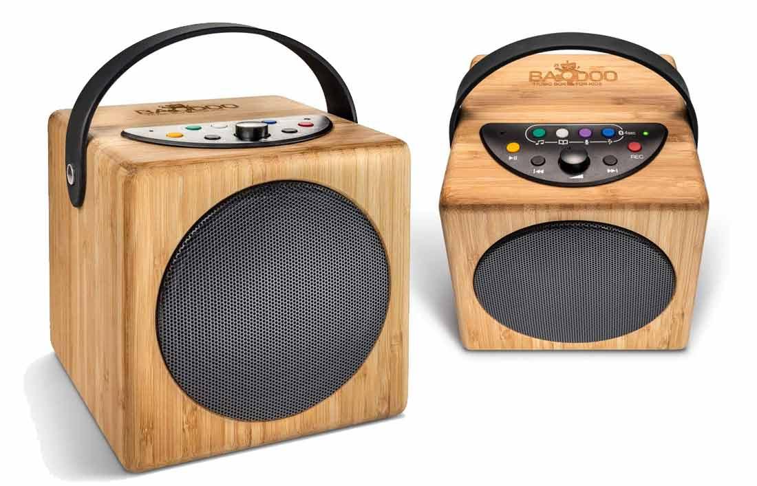 KidzAudio Badoo Musikbox