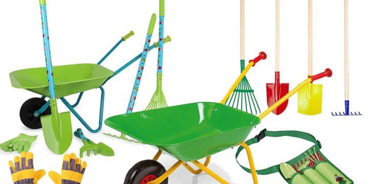 Gartenwerkzeuge für Kinder