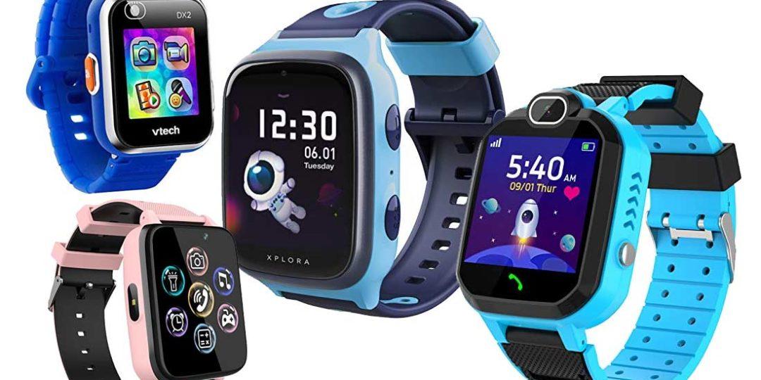 Kinder-Smartwatches
