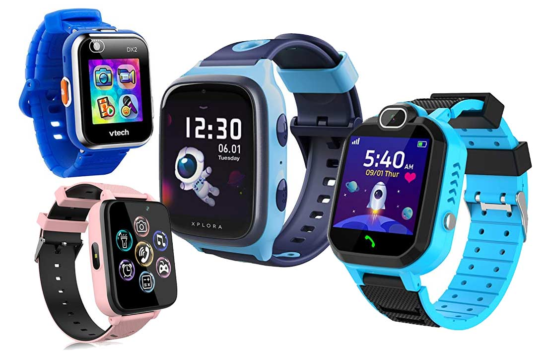 Kinder-Smartwatches