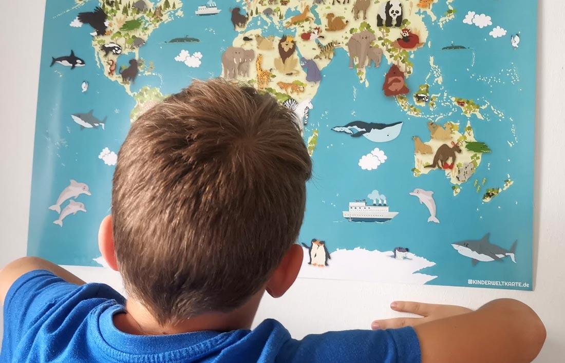 Kinderweltkarten