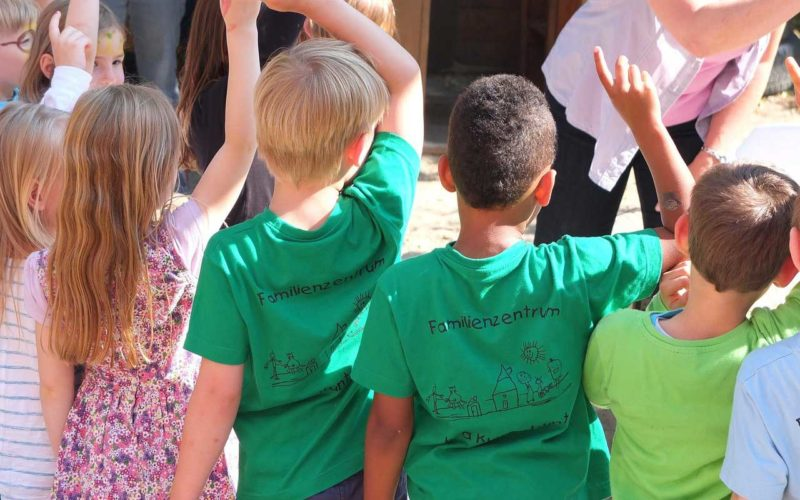 Religiöse Erziehung im Kindergarten