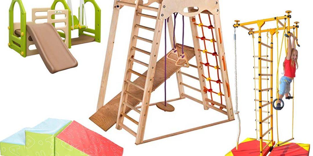 Kletterturm fürs Kinderzimmer