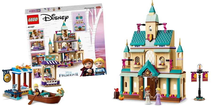 LEGO 41167 Disney Schloss für Mädchen ab 5
