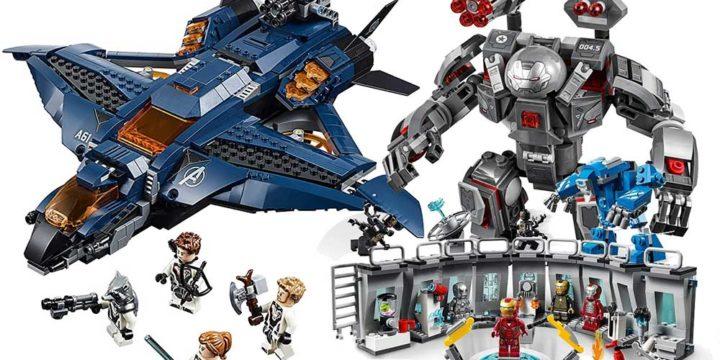 LEGO Avengers Bausets