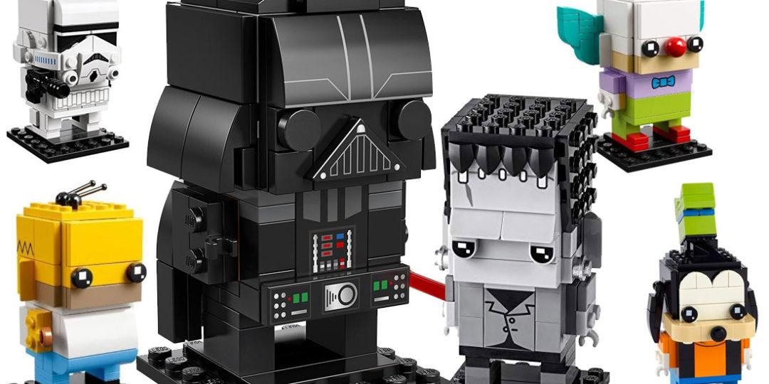 LEGO Brickheadz Sets