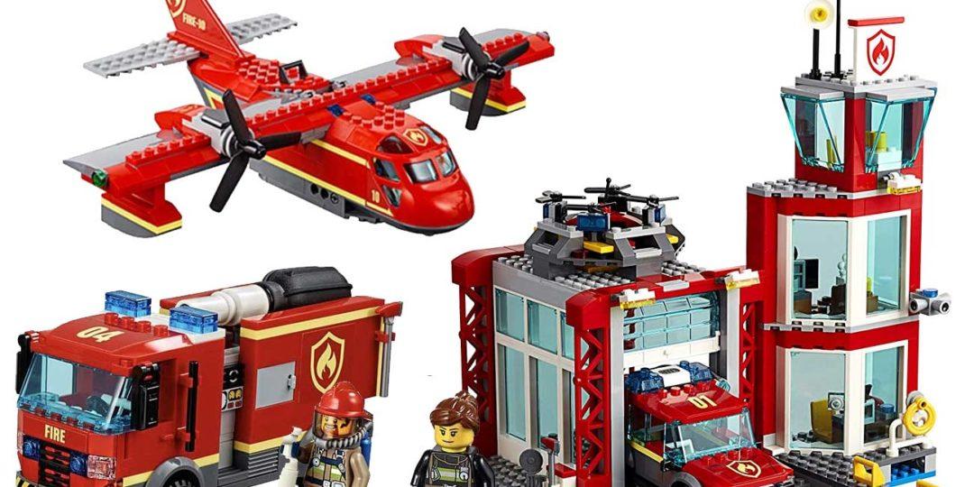 LEGO City Feuerwehr Sets