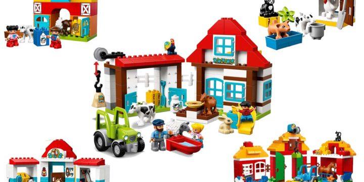 LEGO DUPLO Bauernhöfe