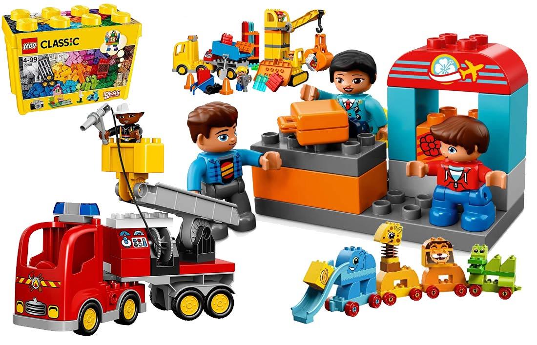 LEGO Duplo Bauset